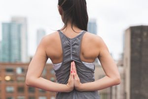 Yoga and meditation is a great exercise for pregnant women